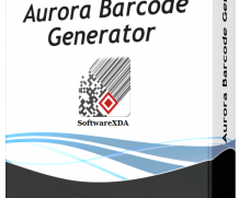 Aurora 3D Barcode Generator Latest Version - SoftwareXDA