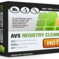 AVS Registry Cleaner Latest Version