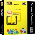 NCH Doxillion Document Converter Plus Latest Version