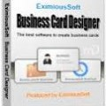 EximiousSoft Business Card Designer Latest Version