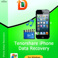 Tenorshare iPhone Data Recovery Latest Version