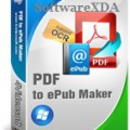 4Videosoft PDF to ePub Maker Latest Version