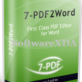 7-PDF2Word Latest Version