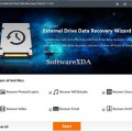 IUWEshare External Drive Data Recovery Wizard Latest Version