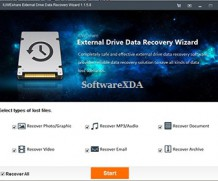 IUWEshare External Drive Data Recovery Wizard 1.1.5.8