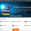 IUWEshare SD Memory Card Recovery Wizard Latest Version