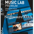 MAGIX Audio & Music Lab 2017 Premium Latest Version