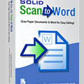 Solid Scan to Word Latest Version