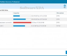 iData RAW Partition Recovery Latest Version