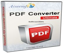 Aiseesoft PDF Converter Ultimate Latest Version