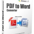 Aiseesoft PDF Word Latest Version