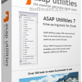 ASAP Utilities for Excel Latest Version