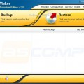 BackUp Maker Professional Edition Latest Version