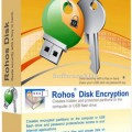 Rohos Disk Encryption 3.0