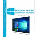 Windows 10 Pro Permanent Activator 1.5
