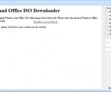 Microsoft Windows and Office ISO Download Tool 5.05