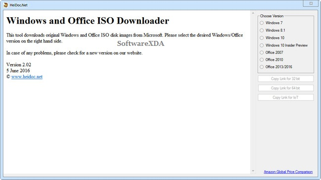 Microsoft Windows and Office ISO Download