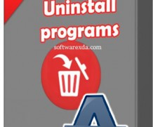 Argente Uninstall Programs 3.1.0.4 + Portable