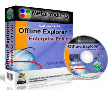 Offline Explorer Enterprise 7.4.0.4594 SR3 Portable