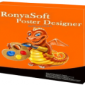 RonyaSoft Poster Designer Latest Version.