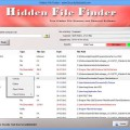Hidden File Finder 6.0 Full