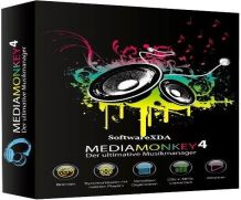 MediaMonkey Gold 4.1.23.1881 + Portable