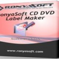 RonyaSoft CD DVD Label Maker Latest Version