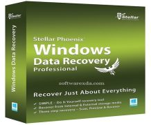 Stellar Phoenix Windows Data Recovery Pro 8.0.0.0