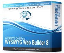 WYSIWYG Web Builder 12.4.0 + Portable