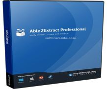 Able2Extract Professional Copy