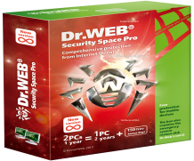 Dr.Web Security Space Latest Version