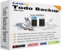 EaseUS Todo Backup Advanced Server 12.0.0.2 [Latest]