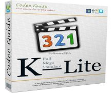 K-Lite Codec Pack Latest Version
