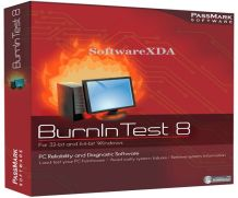 BurnInTest Professional 9.0 Build 1004