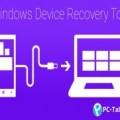 Windows Device Recovery Tool 3.12.24302