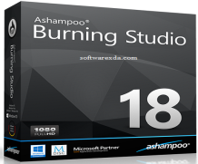 Ashampoo Burning Studio 18.0.4.15 + Portable
