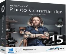Ashampoo Photo Commander 16.0.6 [Latest]