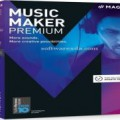 MAGIX Music Maker 2017 Premium 24.0.1.34