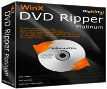 WinX DVD Ripper Platinum 8.9.0.216