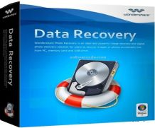 Wondershare Data Recovery Latest Version