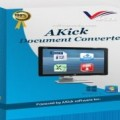 Akick Document Converter 1.9 Portable