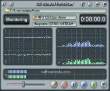 AD Sound Recorder 5.7.0 + Portable