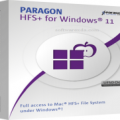 Paragon HFS+ for Windows 11.1.42