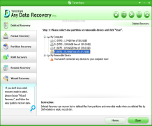 Tenorshare Any Data Recovery Pro Latest Version