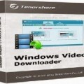 Tenorshare Windows Video Downloader 4.3.0