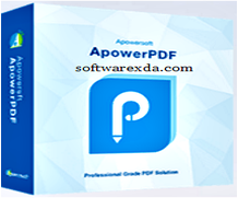 Apowersoft ApowerPDF 3.0.5 Portable