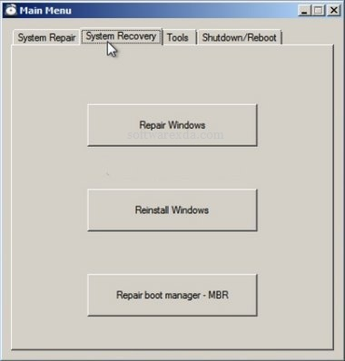 OEM Factory Recovery Partition Creator
