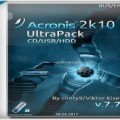 Acronis 2k10 UltraPack 7.8