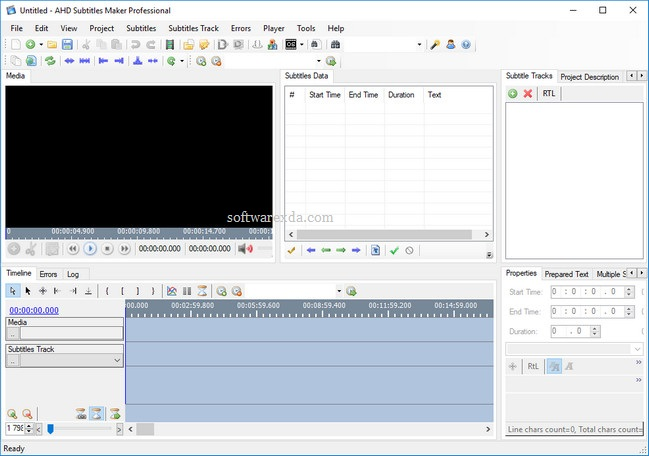 AHD Subtitles Maker Professional