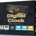 Digital Clock 4.5.7.1065 + Portable